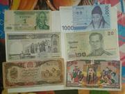 Продам банкноты всю коллекцию срочно